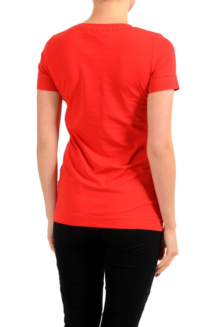 Just Cavalli T Shirt Red Image 1