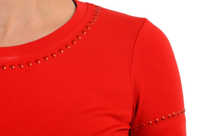 Just Cavalli T Shirt Red Image 2