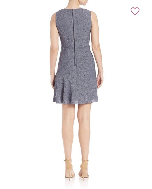 Elie Tahari short dress Denim on Tradesy Image 2