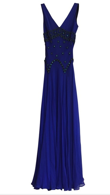 Jenny Packham Evening Gown Ball Gown Dress Image 1