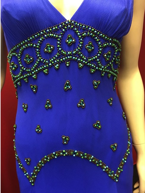 Jenny Packham Evening Gown Ball Gown Dress Image 4