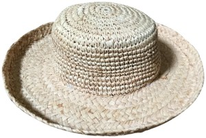 Other Wide Brimmed Natural Straw Hat