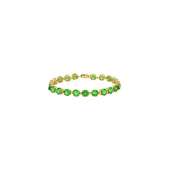Preload https://img-static.tradesy.com/item/23516948/green-designer-yellow-vermeil-prong-set-round-emerald-1200-ct-tgw-bracelet-0-0-540-540.jpg
