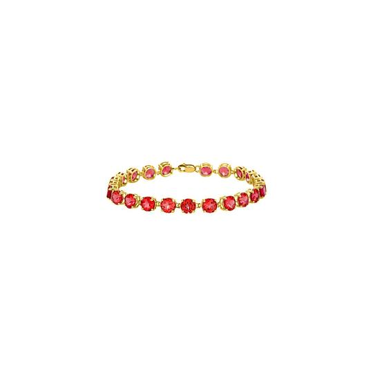 Preload https://img-static.tradesy.com/item/23516970/red-yellow-vermeil-prong-set-round-ruby-ct-tgw-july-birthstone-bracelet-0-0-540-540.jpg