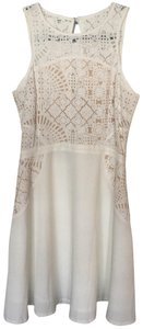 Lumier By Bariano short dress white on Tradesy