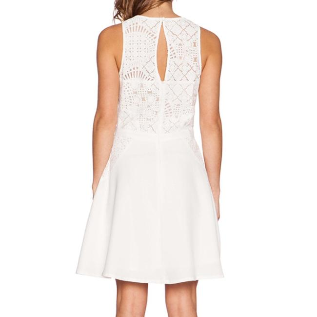 Lumier By Bariano short dress white on Tradesy Image 5