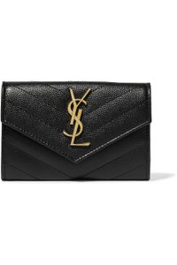 Saint Laurent Brand New - Quilted Leather Wallet