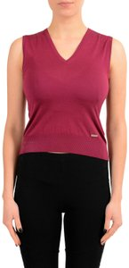 Dsquared2 Top Burgundy