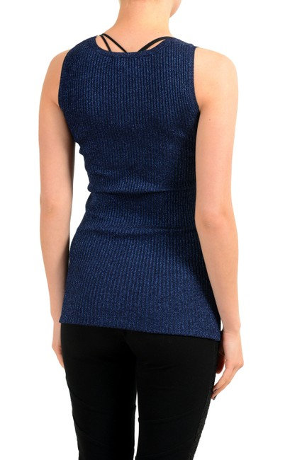 Dsquared2 Top Blue Image 2