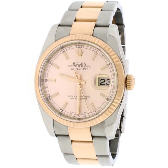 Preload https://img-static.tradesy.com/item/23517385/rolex-datejust-2-tone-rose-gold-and-ss-mens-v-serial-116231-watch-0-1-540-540.jpg