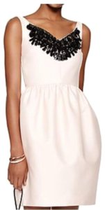 Kate Spade Embellished Silk Mini Dress