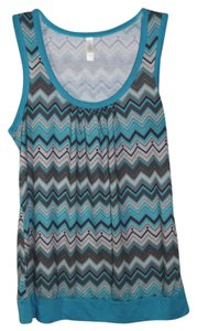 Xhilaration Chevron Tunic