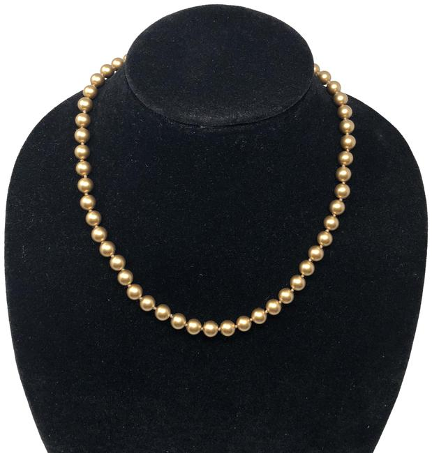 Item - Gold Ball Necklace