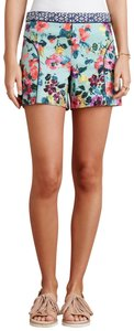 Cartonnier Anthropologie Floral Mini/Short Shorts Multi