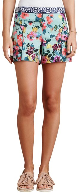 Preload https://img-static.tradesy.com/item/23518012/cartonnier-multicolor-anthropologie-floral-shorts-size-0-xs-25-0-1-650-650.jpg