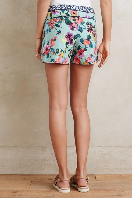 Cartonnier Anthropologie Floral Mini/Short Shorts Multi Image 1