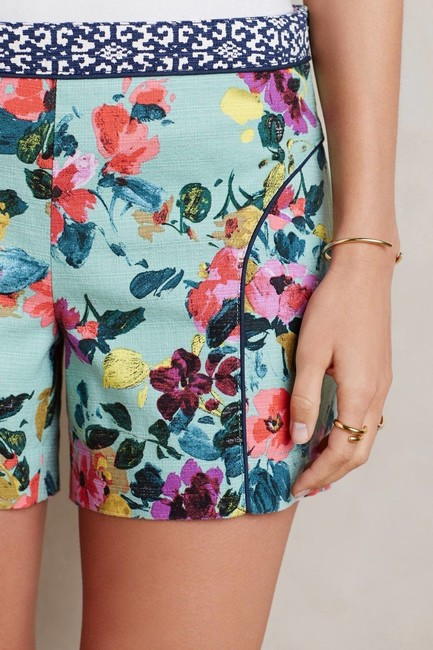 Cartonnier Anthropologie Floral Mini/Short Shorts Multi Image 2