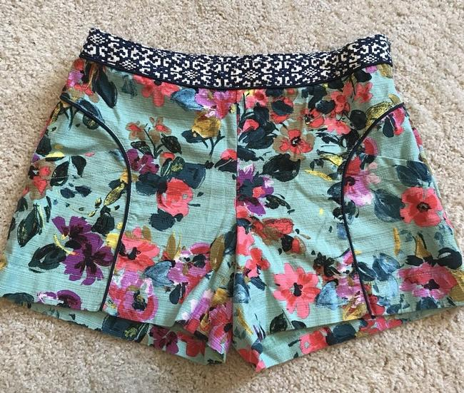 Cartonnier Anthropologie Floral Mini/Short Shorts Multi Image 3