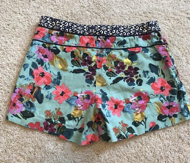 Cartonnier Anthropologie Floral Mini/Short Shorts Multi Image 4