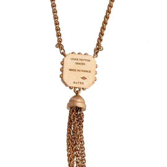 Louis Vuitton Louis Vuitton Emprise Neckklace (20088) Image 1