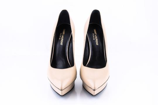 Saint Laurent Beige Pumps Image 1