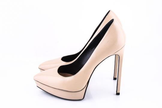 Saint Laurent Beige Pumps Image 2