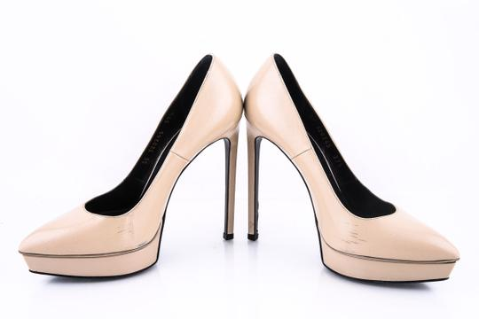 Saint Laurent Beige Pumps Image 5