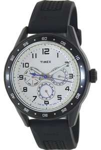 Timex Timex Male Ameritus Watch T2P045 White Analog