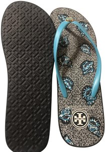 Tory Sport by Tory Burch Blue Sandals