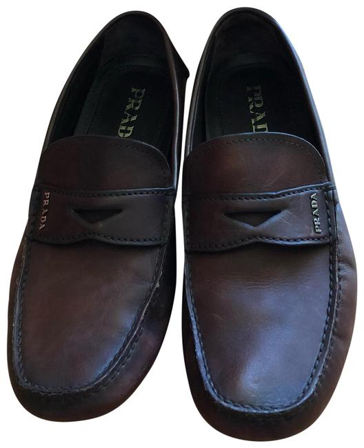 Item - Brown Men's Flats Size US 8 Regular (M, B)