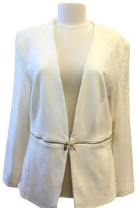 Grace Elements Ivory Jacket