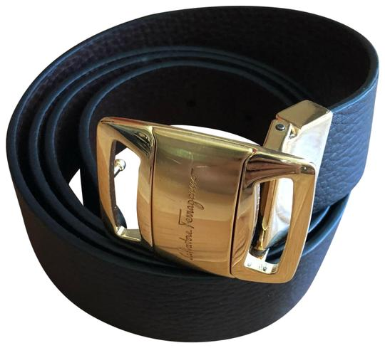 Preload https://img-static.tradesy.com/item/23518886/salvatore-ferragamo-black-and-brown-belt-0-1-540-540.jpg