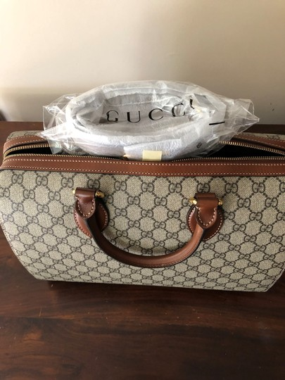 Gucci Satchel in Brown Image 6