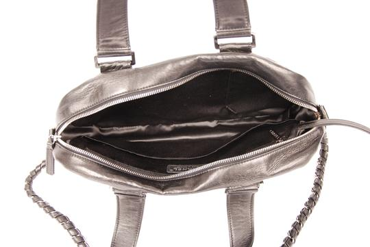 Chanel Way Vintage Lambskin Silver Hardware Shoulder Bag Image 10