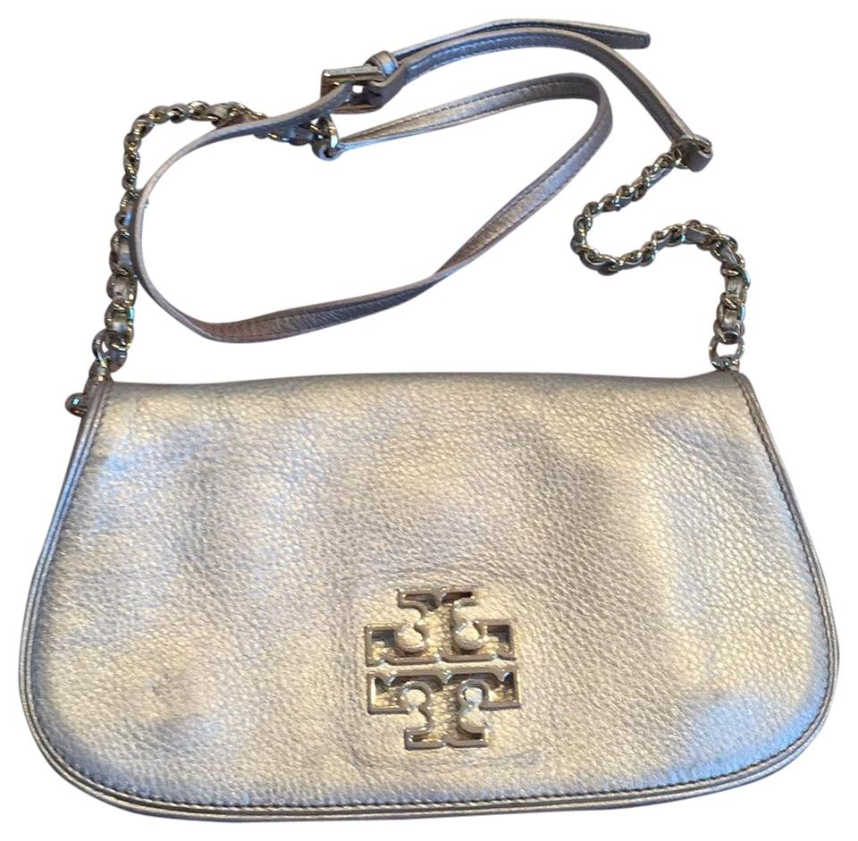 Burch Leather Cross Gold Bag Tory Body fqdaBWx