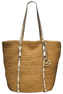 Michael Kors Large Studded Tote in multicolor