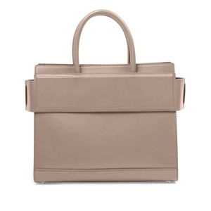 Givenchy Horizon Mastic Satchel in Taupe