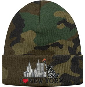 Supreme Supreme I Love NY Beanie 2017 Fall Winter **SOLD OUT**