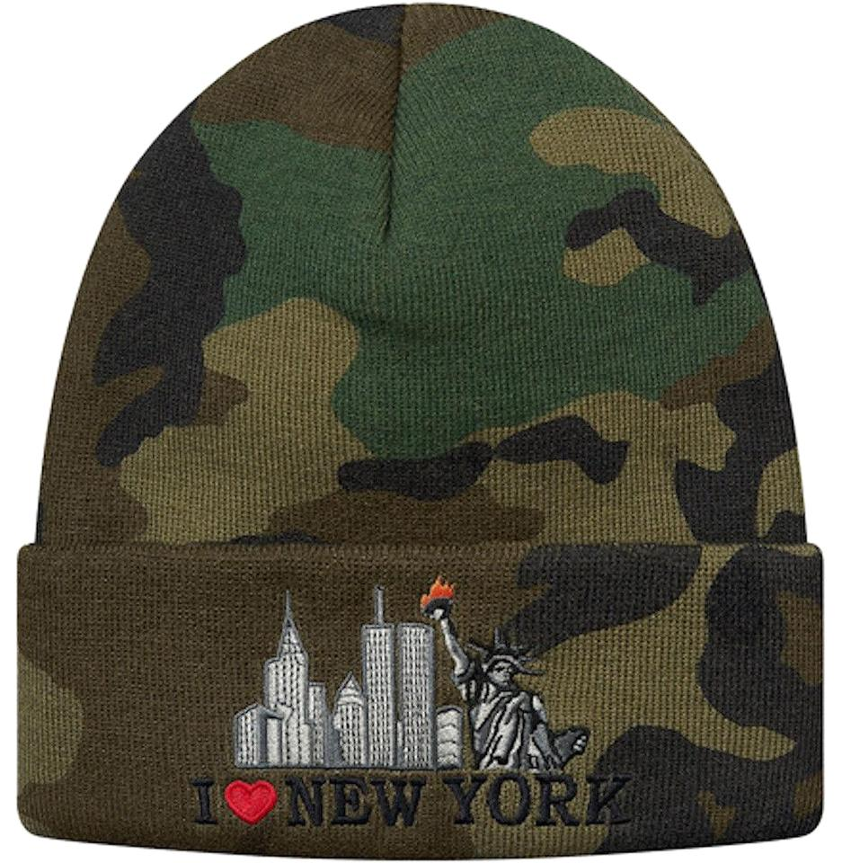 a4866ba12810e Supreme Supreme I Love NY Beanie 2017 Fall Winter   SOLD OUT   Image ...