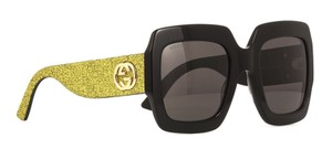 """Gucci Oversized Thick Style GG 0102S 002 """"FREE 3 DAY SHIPPING"""" Large"""