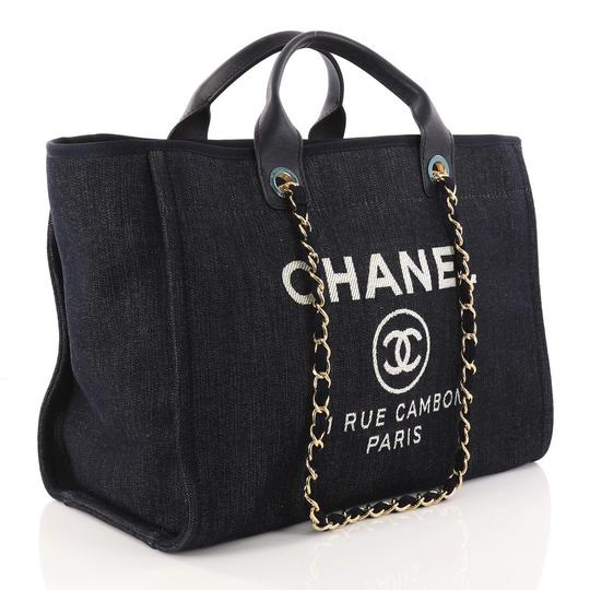 9b3a58677f85d2 Chanel Deauville Tote Bags Sizes | Stanford Center for Opportunity ...