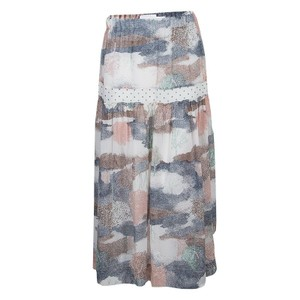 See by Chloé Maxi Skirt Multicolor