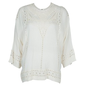 Isabel Marant Top Whitte