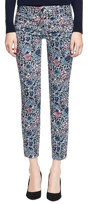 Item - Multicolor Medium Wash New with Tag Emmyjean Kyoto Blue Skinny Jeans Size 27 (4, S)