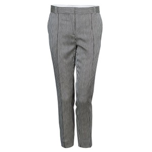 Céline Trouser Pants Black and White