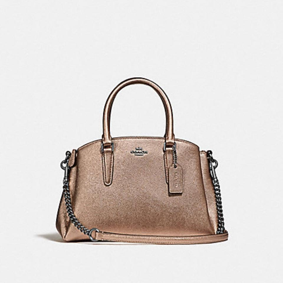 ... low price coach madison 36718 christie carryall satchel in rose gold.  123456789 e0cc2 db323 00ccc2e862ce1
