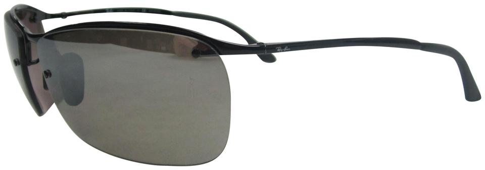 b15280ddf62 Ray-Ban Made in Italy!Ray-Ban Chromance RB3544 Polarized Sunglasses STB309  ...