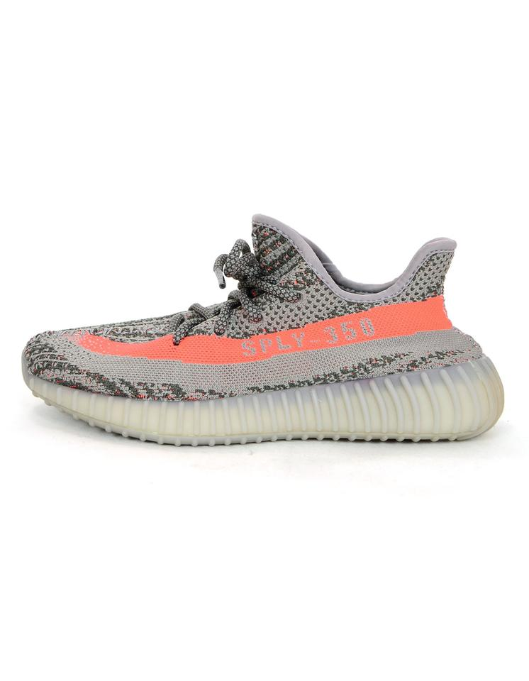 a92fd70f adidas X Yeezy Grey Kanye West Boost 350 V2 Beluga Sneakers 38 2/3 Sneakers