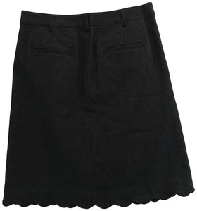 Tibi Skirt Midnight Navy