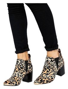 Report Signature Sexy Leather leopard Boots